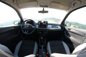Interiér vozidiel Corto Taxi